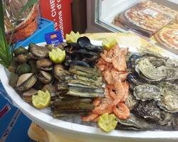 Le Panier de Carole - Lavalette -  plateau de fruits de mer